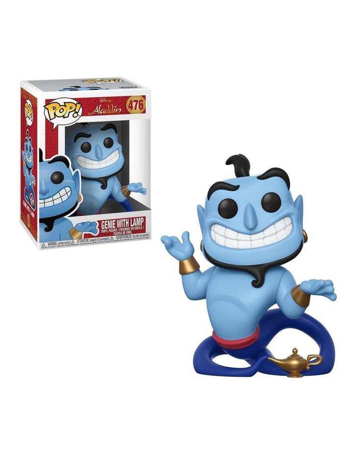 Aladdin - Genie with Lamp Pop! Vinyl image 1