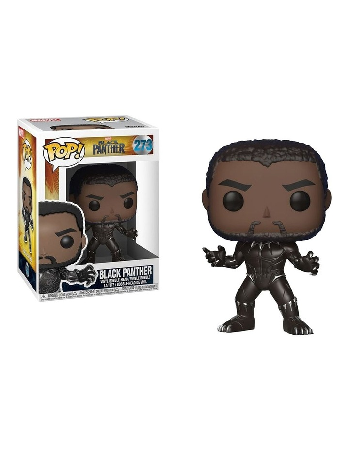 Black Panther - Black Panther (with chase) Pop! Vinyl image 1