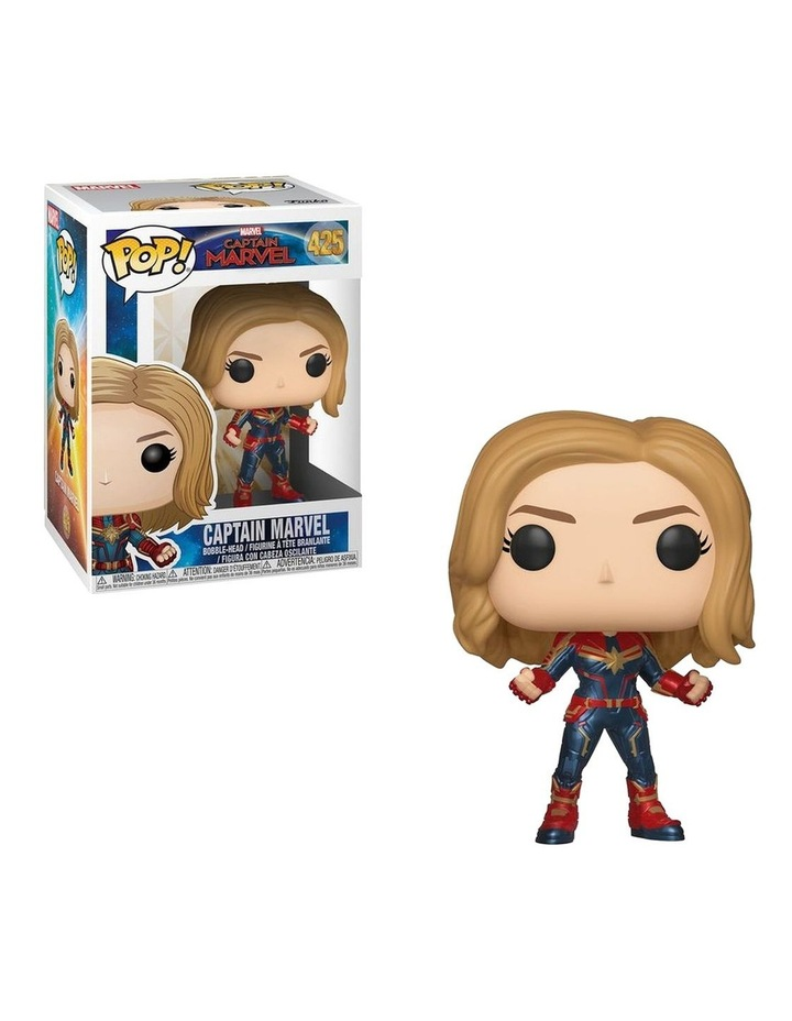 Captain Marvel - Captain Marvel (with chase) Pop! Vinyl image 1