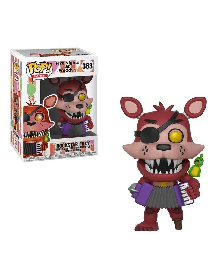 Five Nights at Freddy's: Pizza Sim - Rockstar Foxy Pop! Vinyl image 1