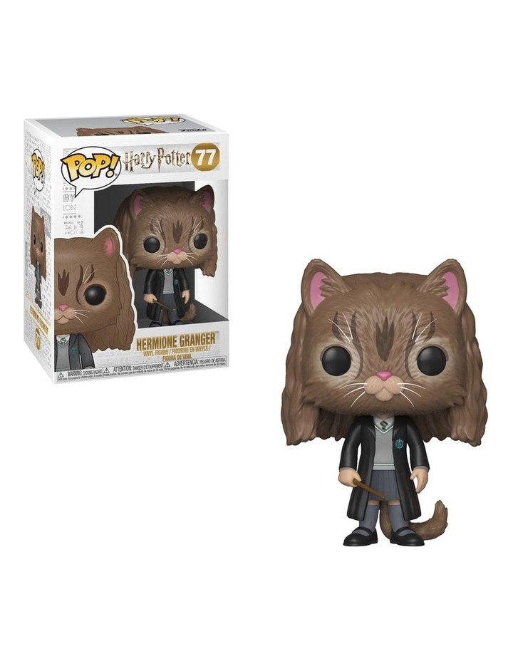 Harry Potter - Hermione as Cat Pop! Vinyl image 1
