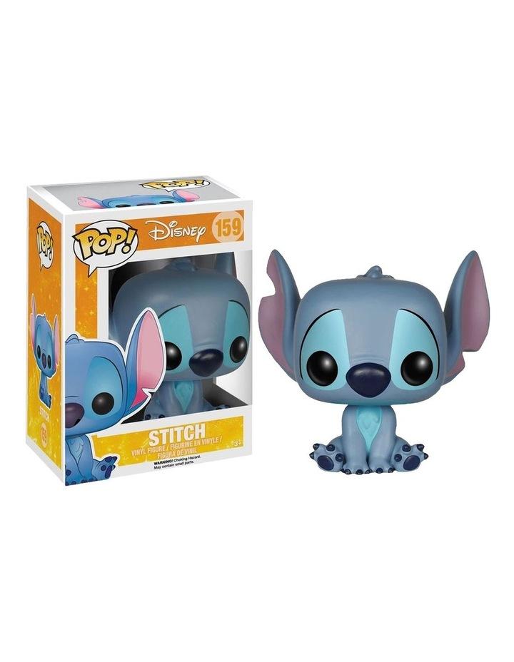 Lilo & Stitch - Stitch Seated Pop! Vinyl image 1
