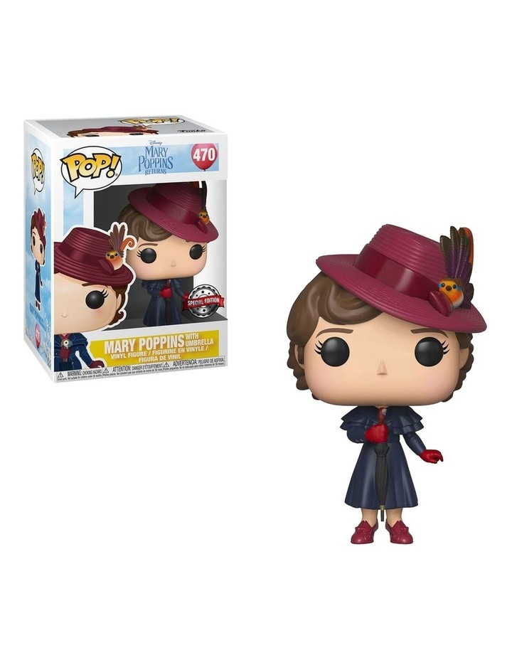 Mary Poppins Returns - Mary Poppins with Umbrella Pop! Vinyl [RS] image 1