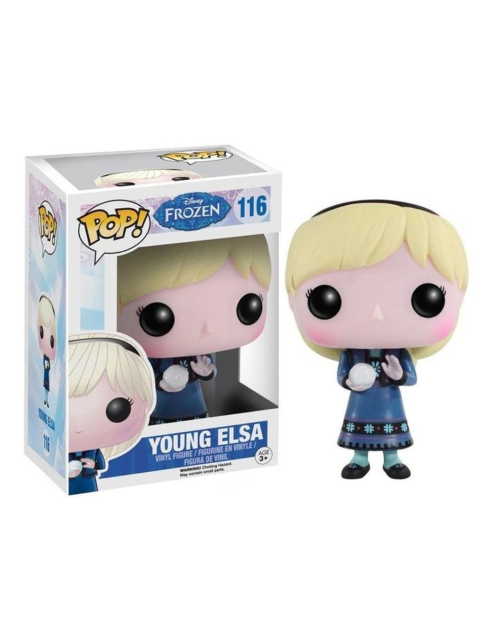 Frozen - Young Elsa Pop! Vinyl image 1