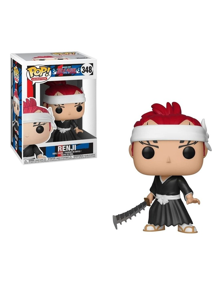 Bleach - Renji with Sword Pop! Vinyl image 1