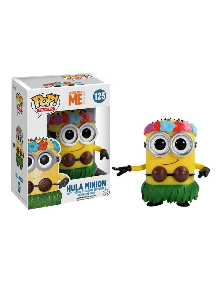 Despicable Me - Hula Minion Pop! Vinyl image 1