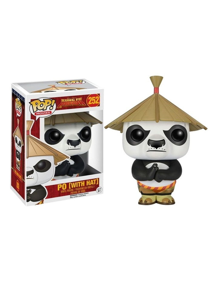 Kung Fu Panda - Po with Hat Pop! Vinyl image 1