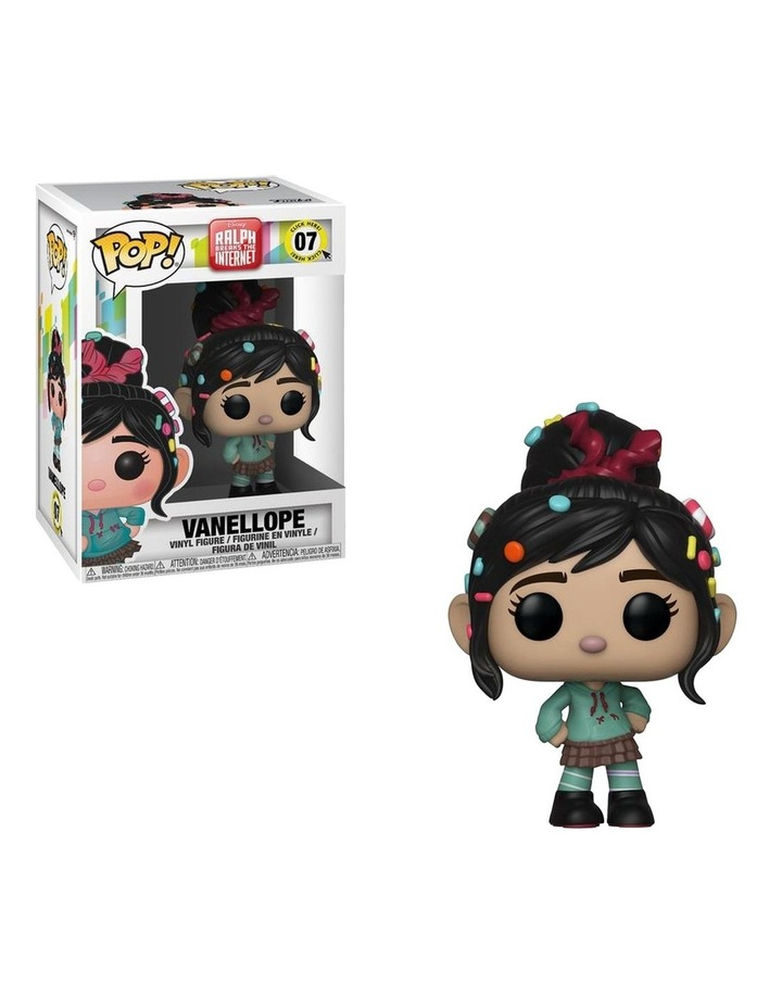 Wreck-It Ralph 2: Ralph Breaks the Internet - Vanellope Pop! Vinyl image 1
