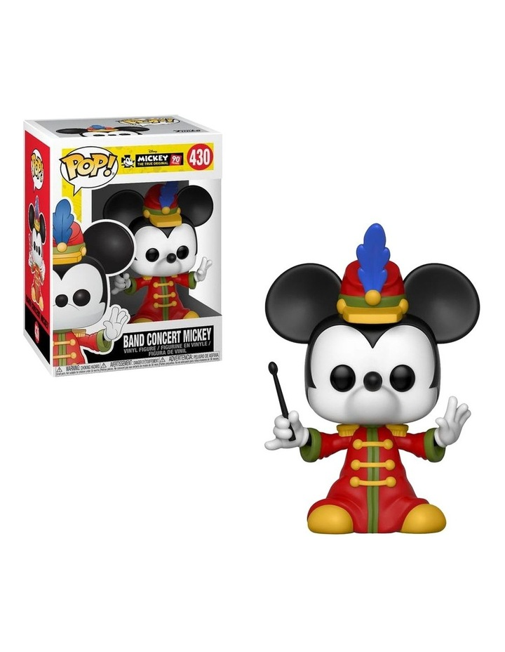 Mickey Mouse - 90th Anniversary Concert Mickey Pop! Vinyl image 1