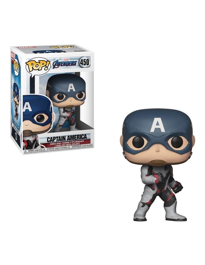 Avengers 4 Captain America Pop! Vinyl image 1
