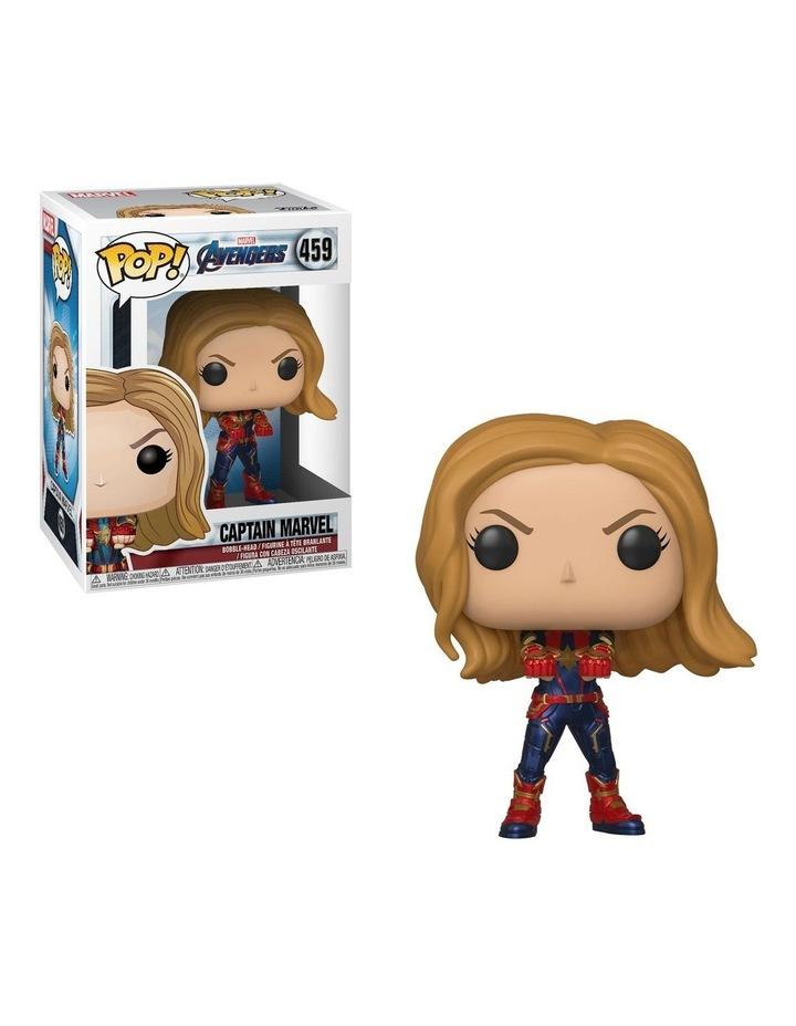 Avengers 4 Captain Marvel Pop! Vinyl image 1