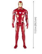 Hasbro Board Games - Avn 12 In Titan Hero Series Movie A Ast