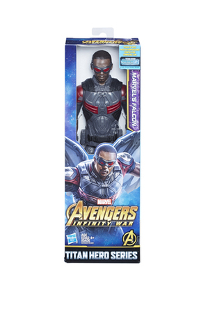 Hasbro Board Games - Avn 12 In Titan Hero Series Movie B Ast