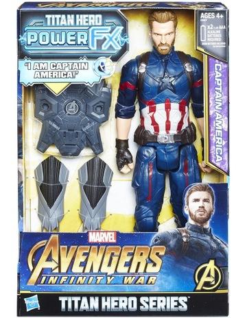 0d5e3945f MarvelCaptain America Titan Hero 12inch (Infinity War). Marvel Captain  America Titan Hero 12inch (Infinity War)