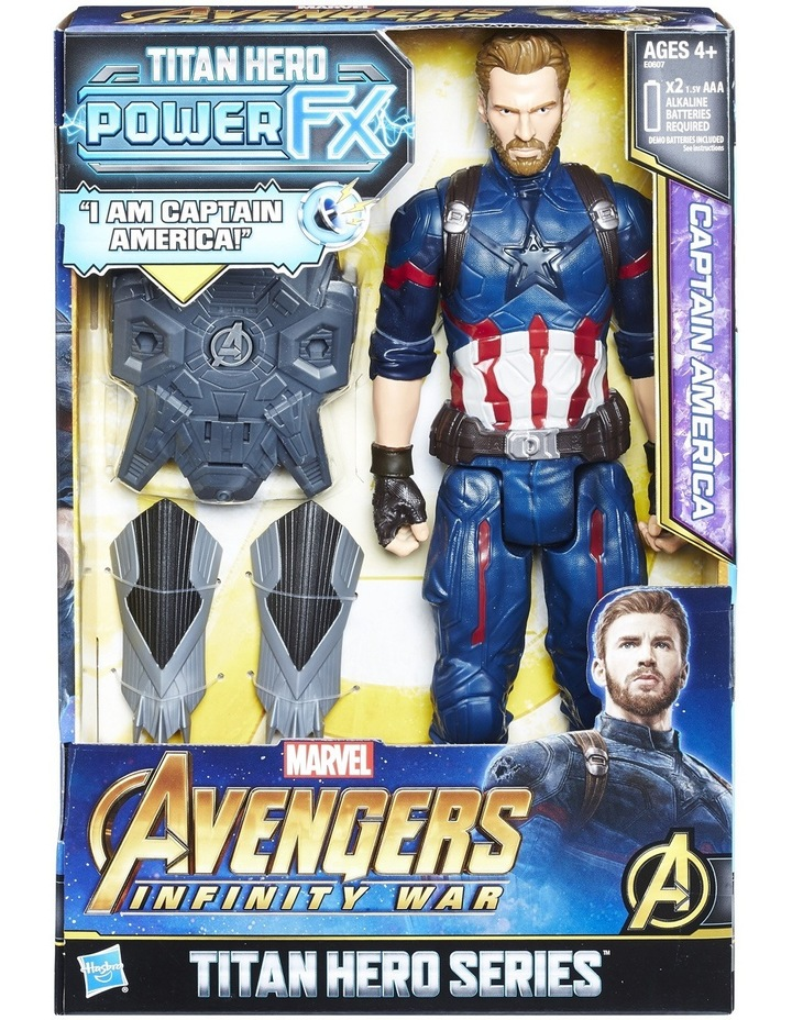 Captain America Titan Hero 12inch (Infinity War) image 1