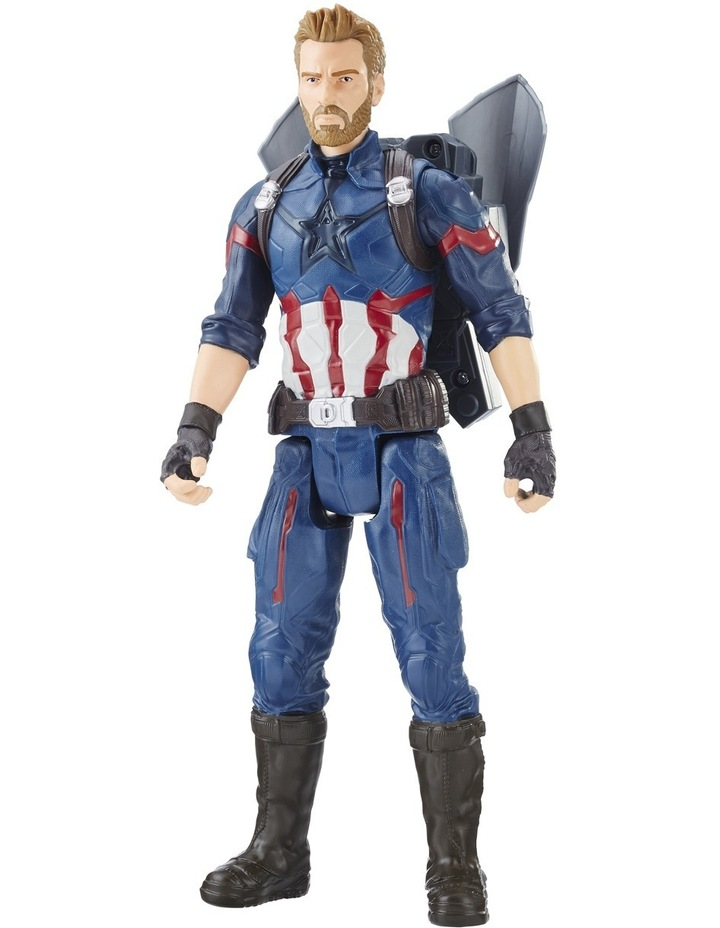 Captain America Titan Hero 12inch (Infinity War) image 2