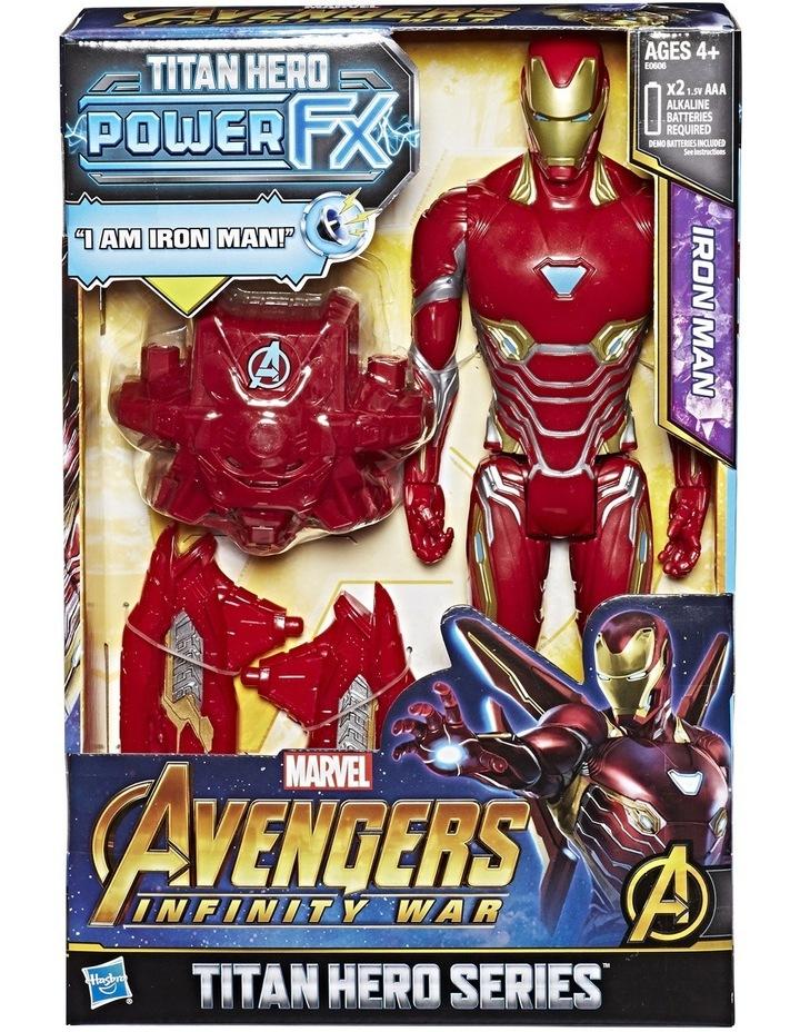 Power Pack Iron Man Titan Hero 12inch (Infinity War) image 1