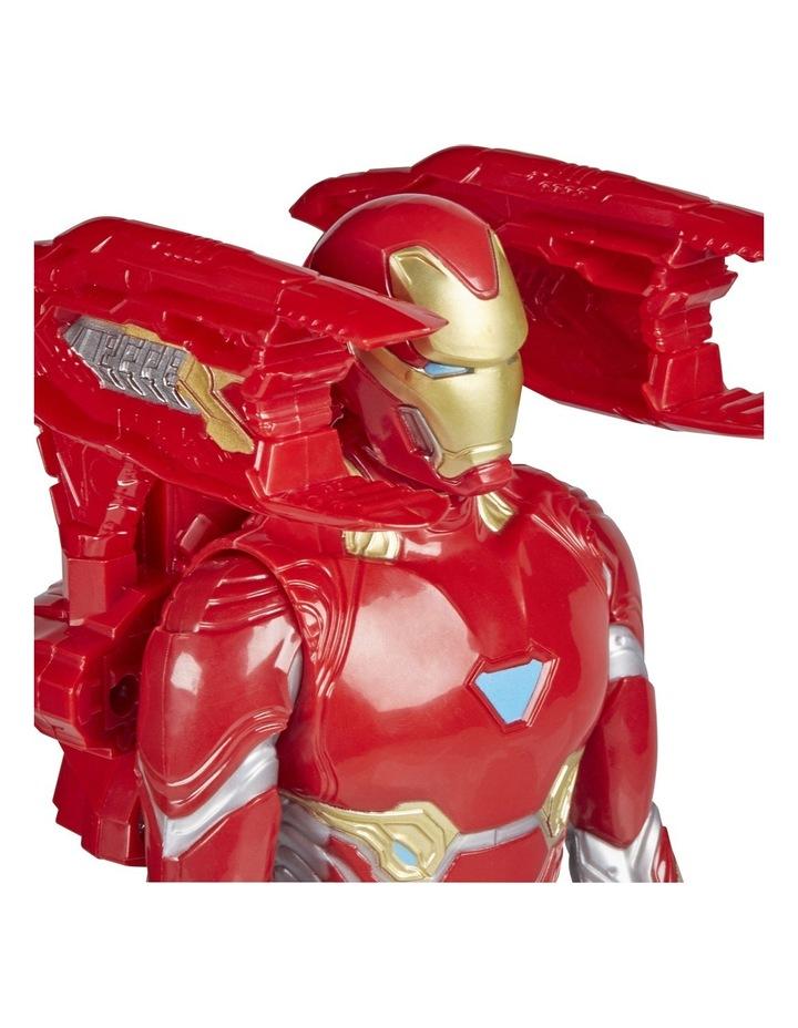 Power Pack Iron Man Titan Hero 12inch (Infinity War) image 2