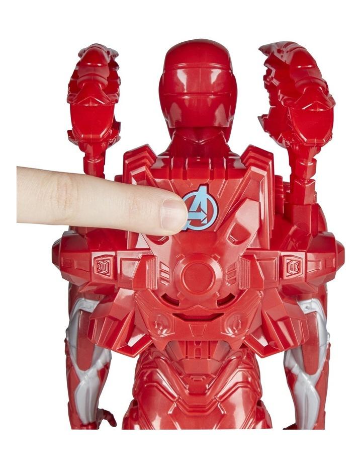 Power Pack Iron Man Titan Hero 12inch (Infinity War) image 3
