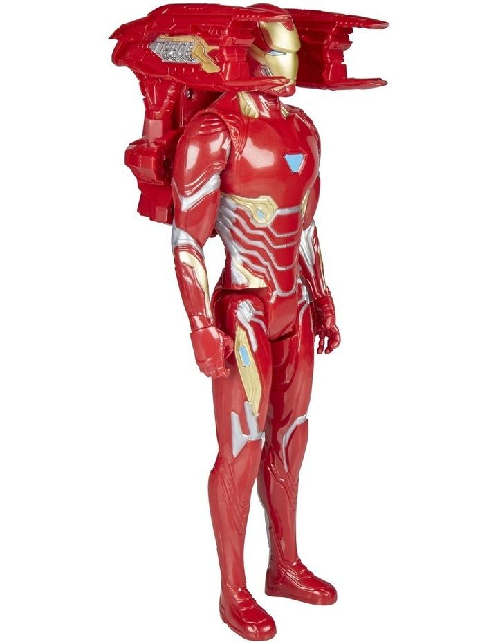 Power Pack Iron Man Titan Hero 12inch (Infinity War) image 4