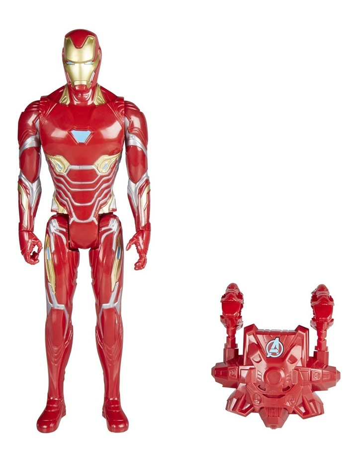 Power Pack Iron Man Titan Hero 12inch (Infinity War) image 5