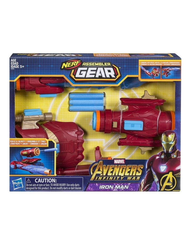 Assembler Gear Iron Man image 1