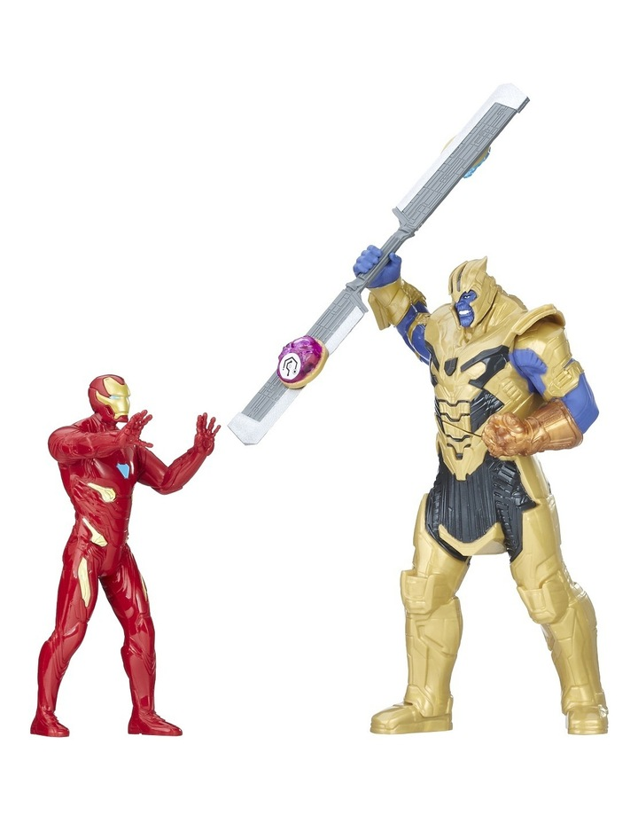 Iron Man Vs Thanos Battle Set image 2