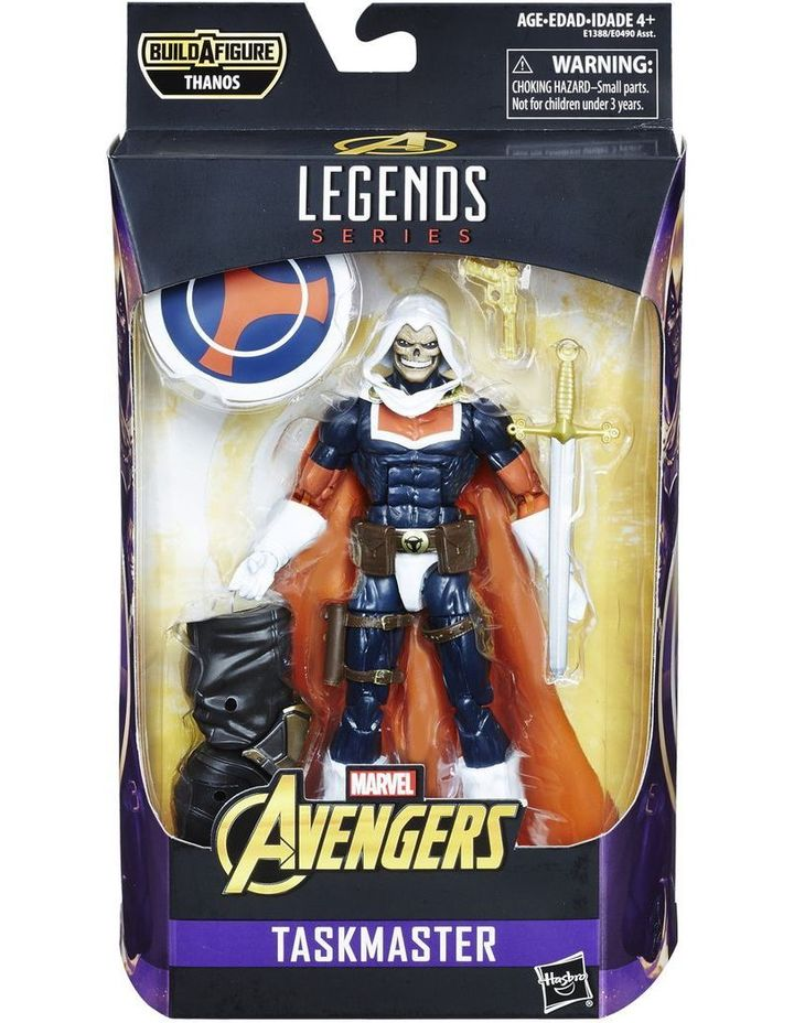 Avengers 6-Inch Legends Assorted image 9
