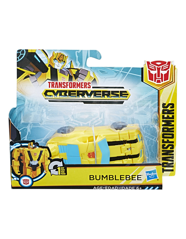 Cyberverse 1 Step Assorted image 1