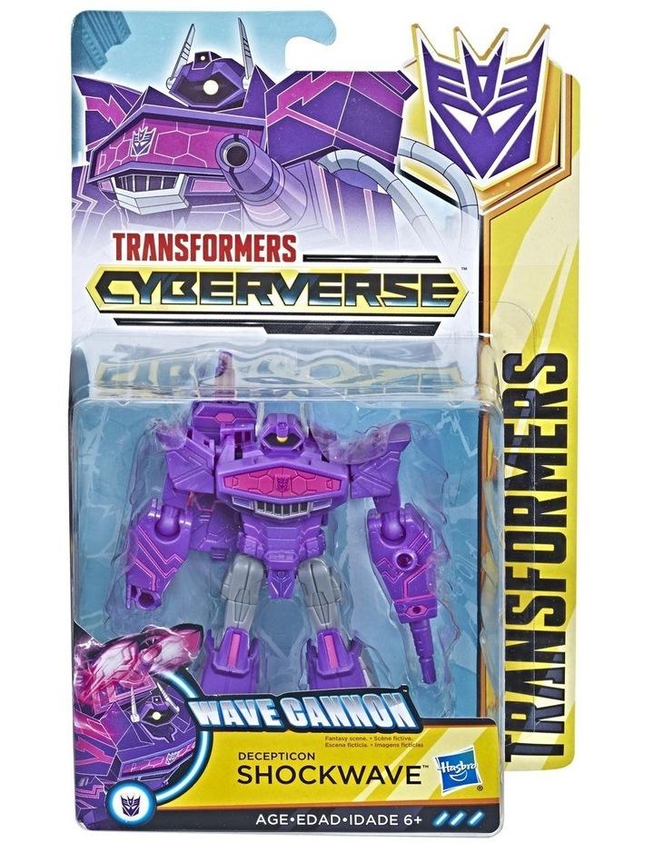 Cyberverse Warrior Assorted image 1