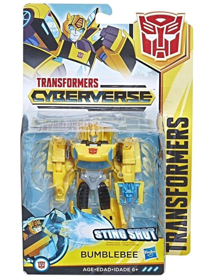 Cyberverse Warrior Assorted image 2