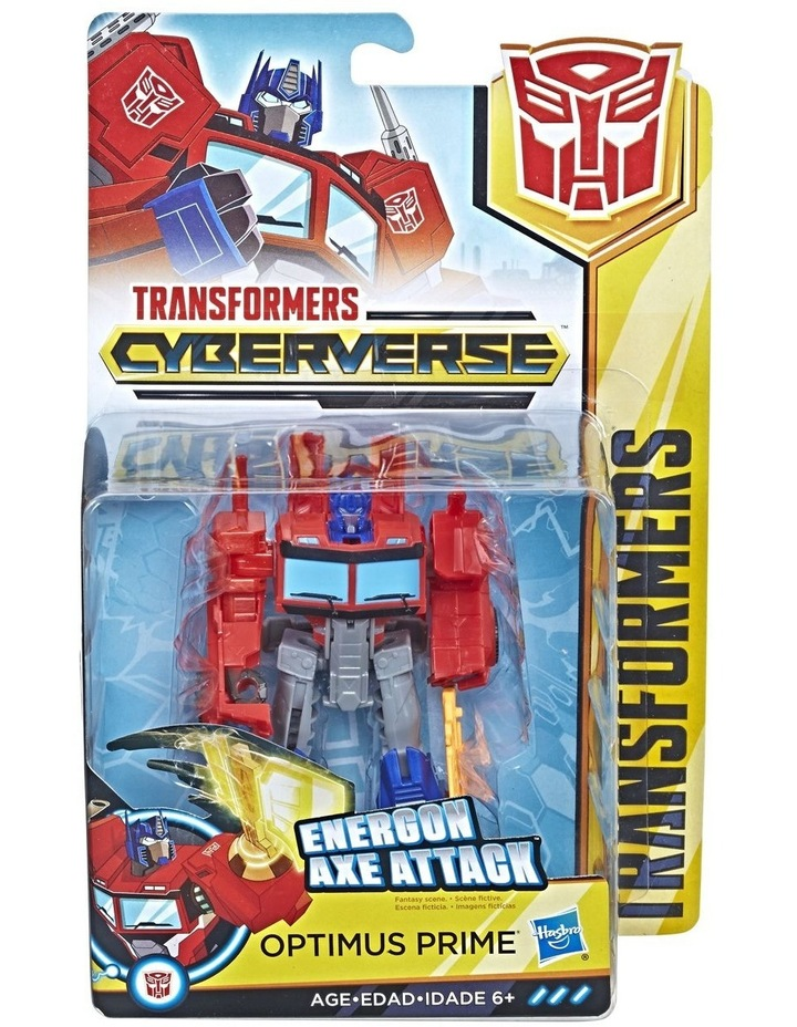 Cyberverse Warrior Assorted image 3