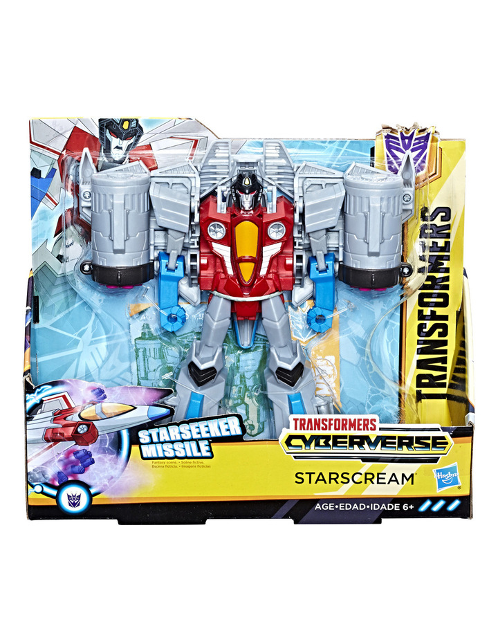 Cyberverse Ultransformers Assorted image 1
