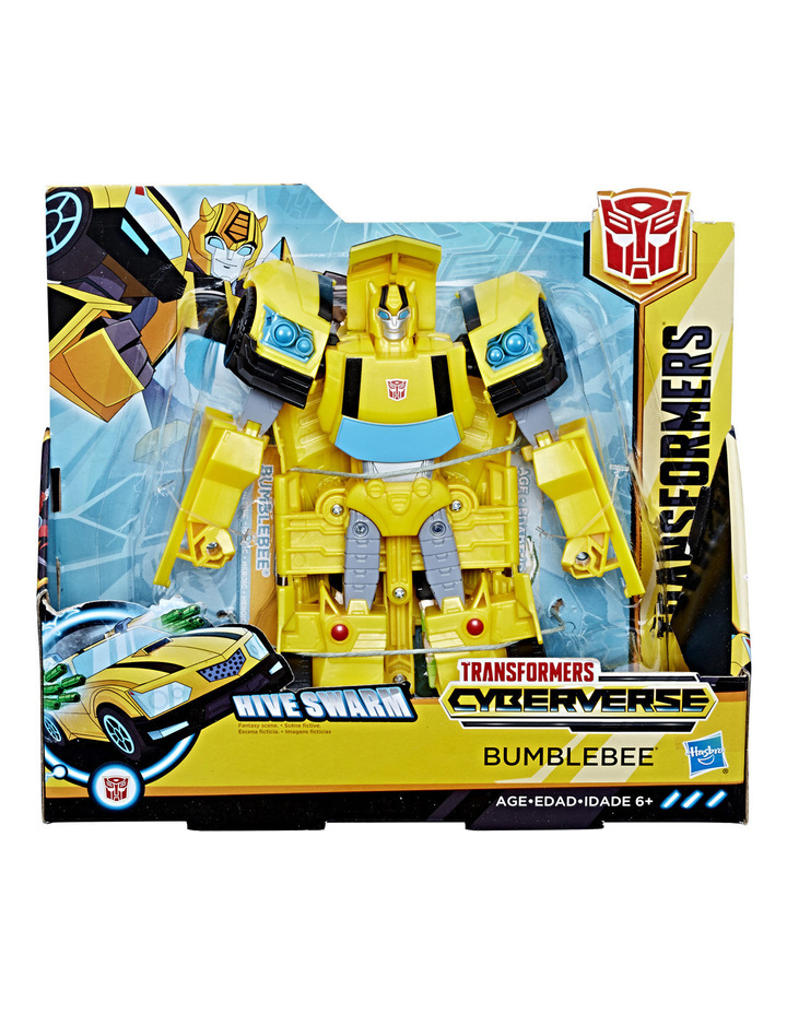 Cyberverse Ultransformers Assorted image 2