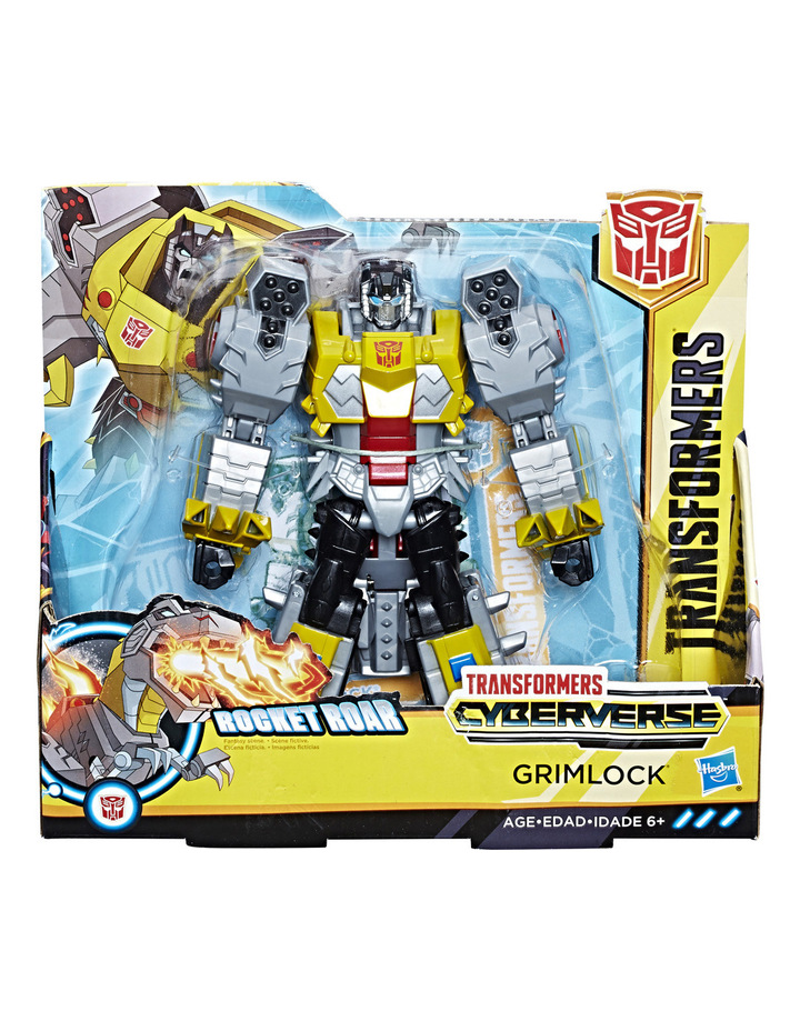 Cyberverse Ultransformers Assorted image 3