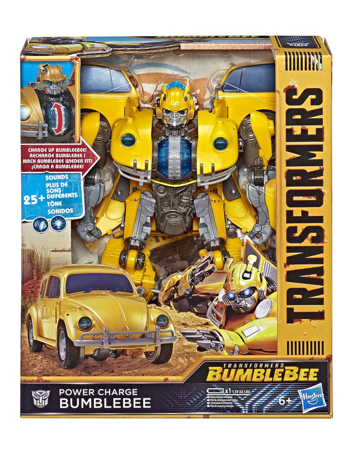 Transformers Bumblebee Autobots 10 5