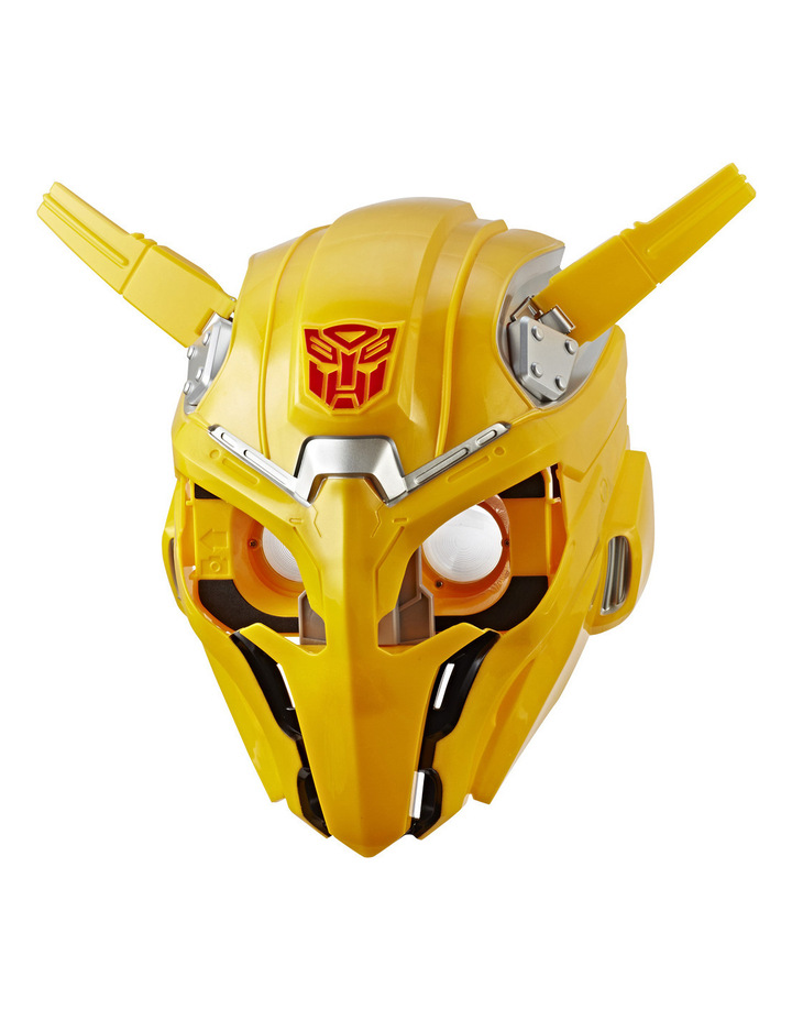 Bumblebee Movie Bee Vision Mask image 2