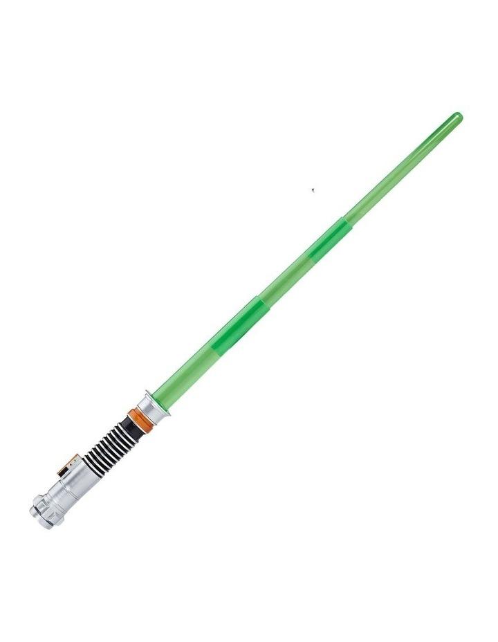 Electronic Lightsaber - Luke Skywalker - Darth Vader - Rey  Assortment image 2
