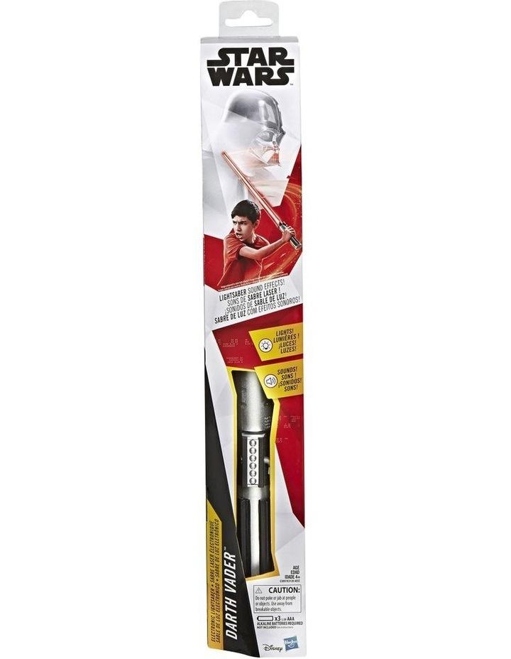 Electronic Lightsaber - Luke Skywalker - Darth Vader - Rey  Assortment image 6