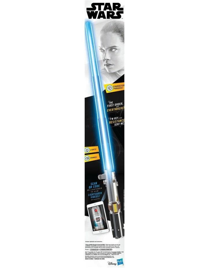 Electronic Lightsaber - Luke Skywalker - Darth Vader - Rey  Assortment image 7
