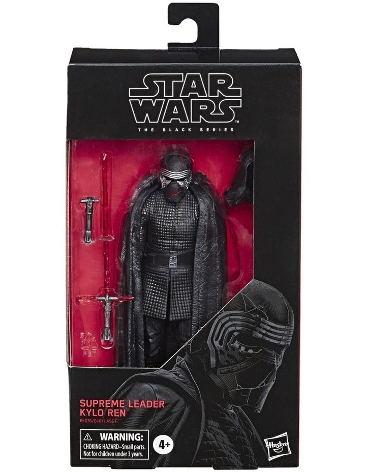 """The Black Series Collectible 6"""" Action Figures Assortment image 2"""