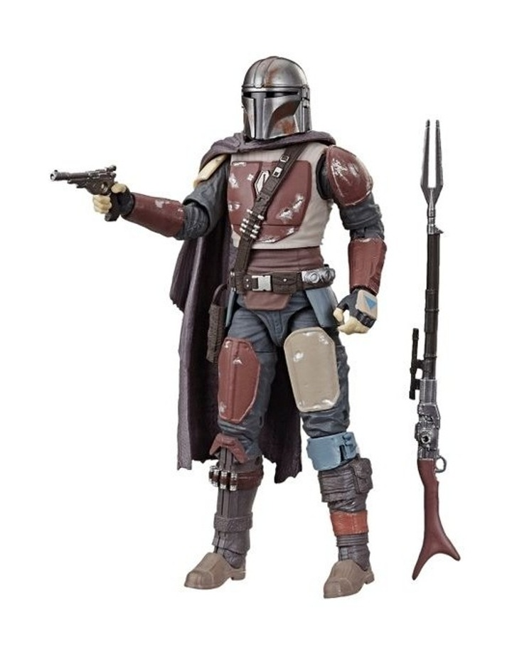 """The Black Series Collectible 6"""" Action Figures Assortment image 7"""