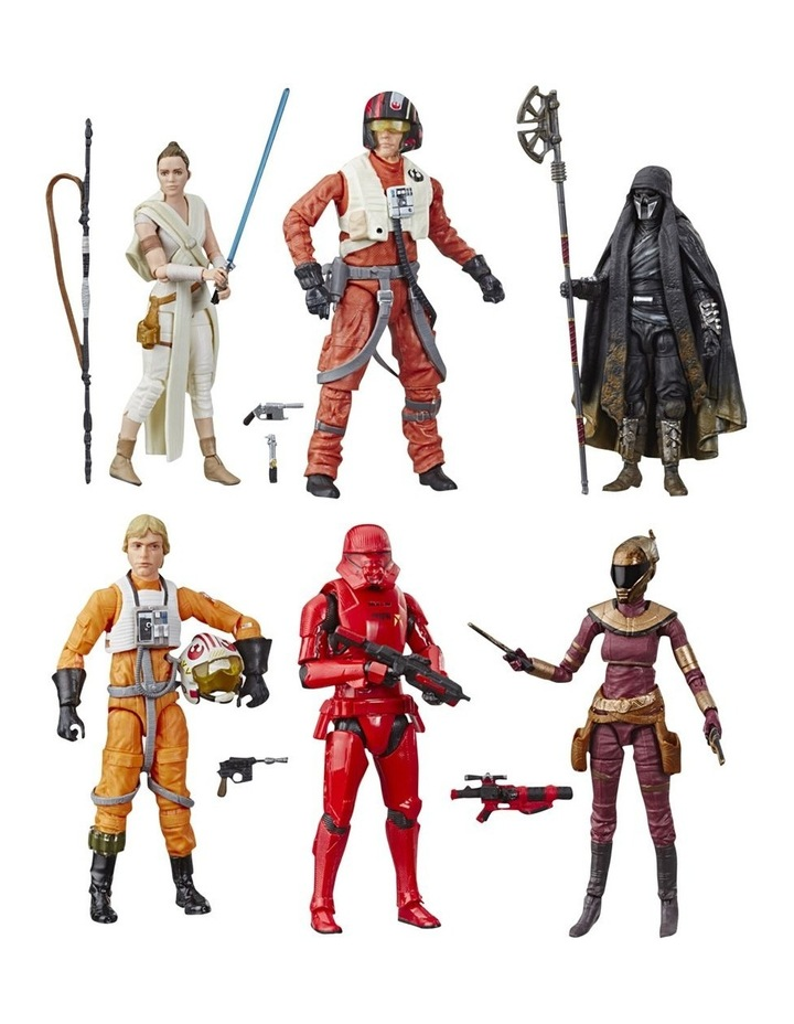 """The Vintage Collection 3.75"""" Action Figures Assortment image 1"""