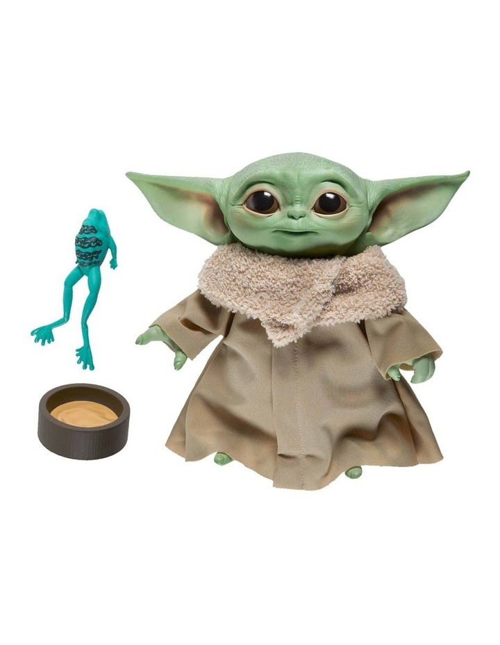 "STAR WARS The Child Talking 7.5"" Plush Toy - The Mandalorian image 1"