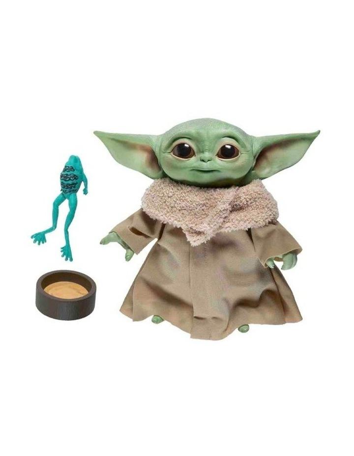 "STAR WARS The Child Talking 7.5"" Plush Toy - The Mandalorian image 2"