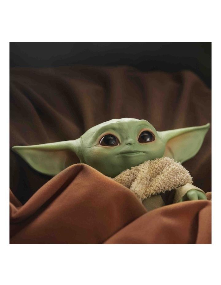 "STAR WARS The Child Talking 7.5"" Plush Toy - The Mandalorian image 5"