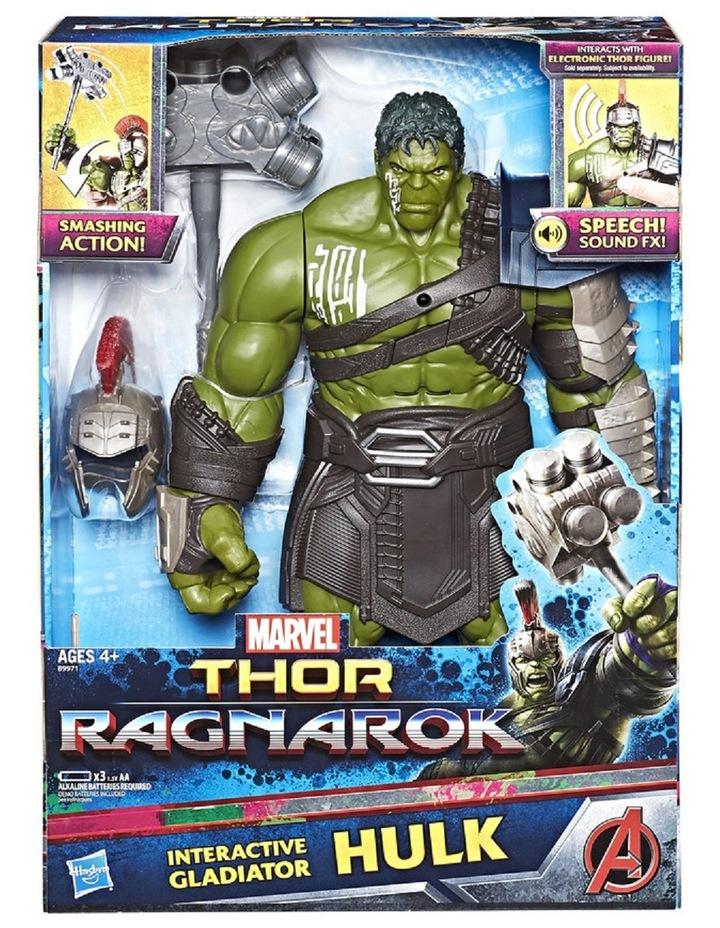 Hulk Interactive Electronic Figure image 1