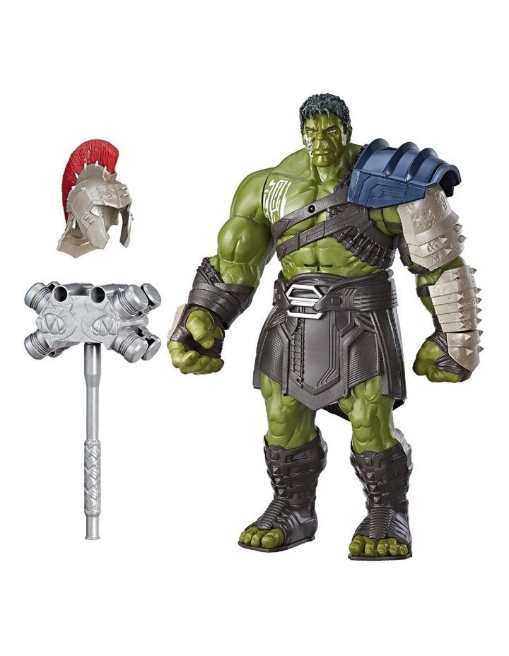 Hulk Interactive Electronic Figure image 2