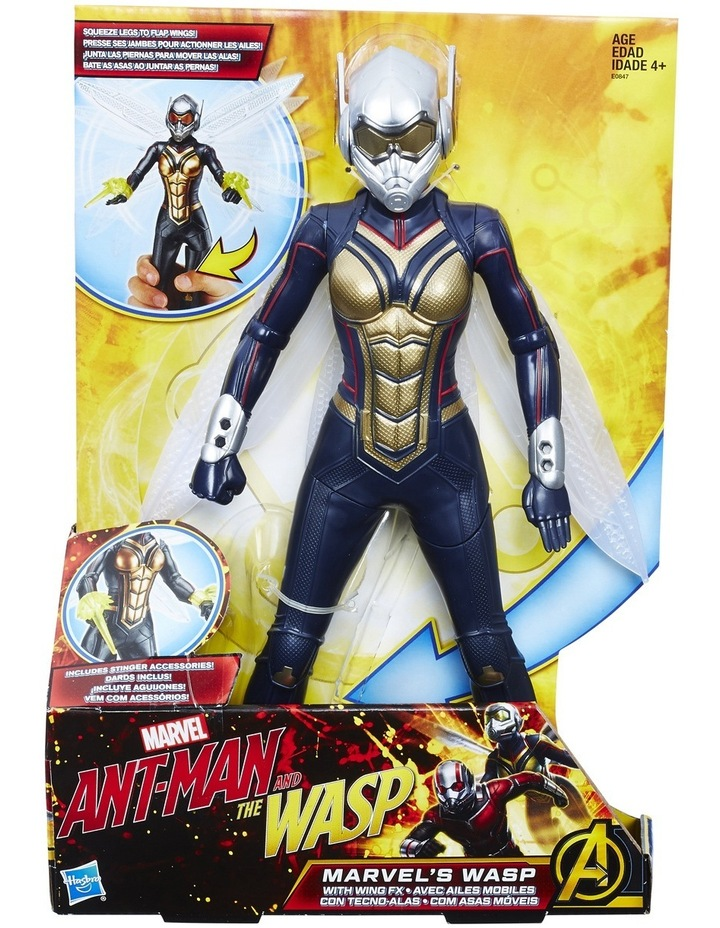 Antman Wasp Feature Figure Assorted image 1
