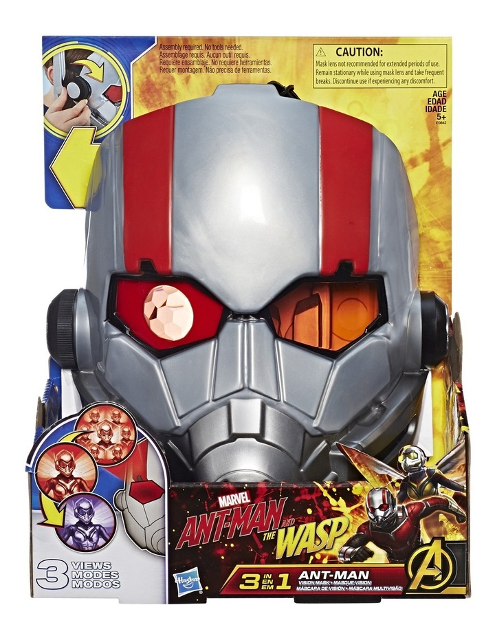 Antman Antman Feature Mask image 1